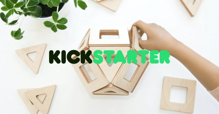 Kickstarter's most innovative wooden toys.