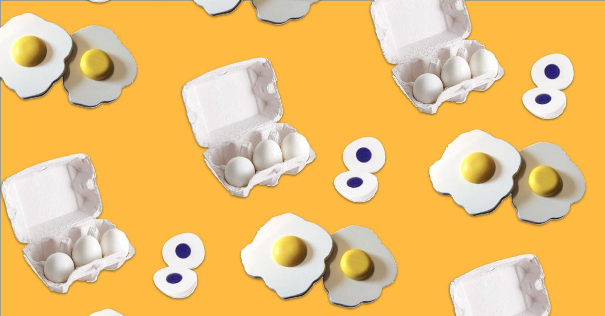 Best Wooden Egg Toys With Yolk