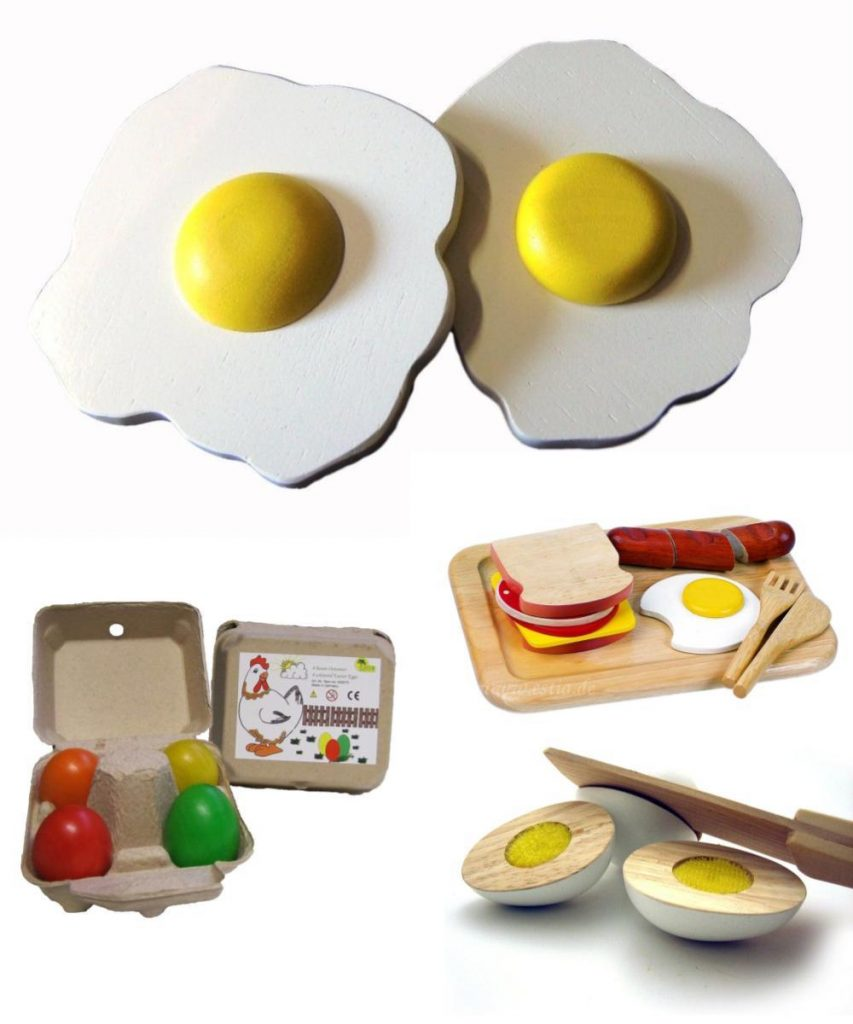 Made In Germany Handmade Wooden Egg Toys By Estia Holzspiel Design