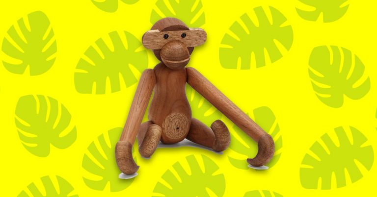 Best Wooden Monkey Toys