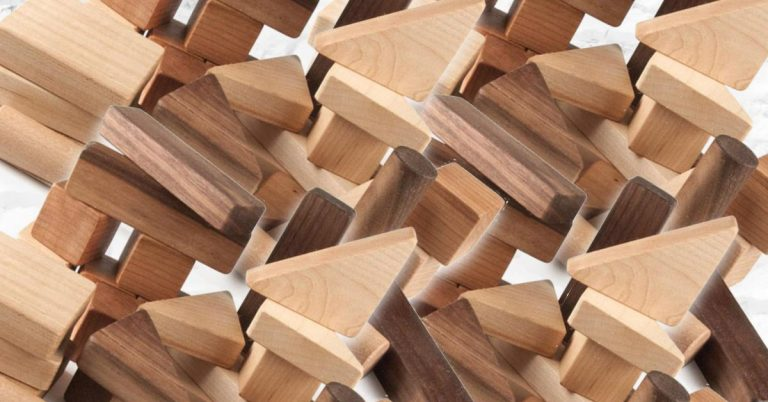 What Kind Of Wood Are Wooden Toys Made From