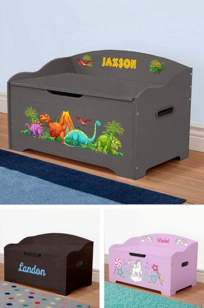 Dibsies Personalization Station Best Budget Toy Box