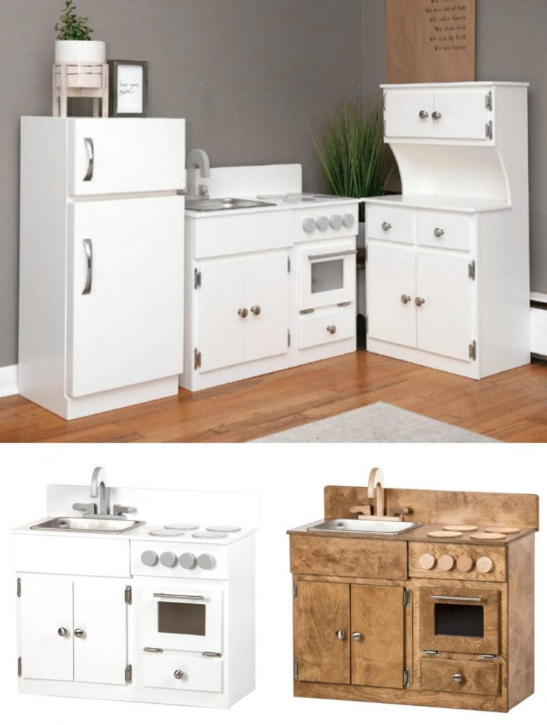 Lapps Toys Made In Pennsylvania Best Amish Made American Play Kitchen