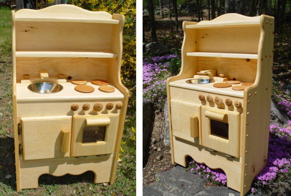 Willow Toys Made In New Hampshire Most Affordable Wooden Play Kitchen