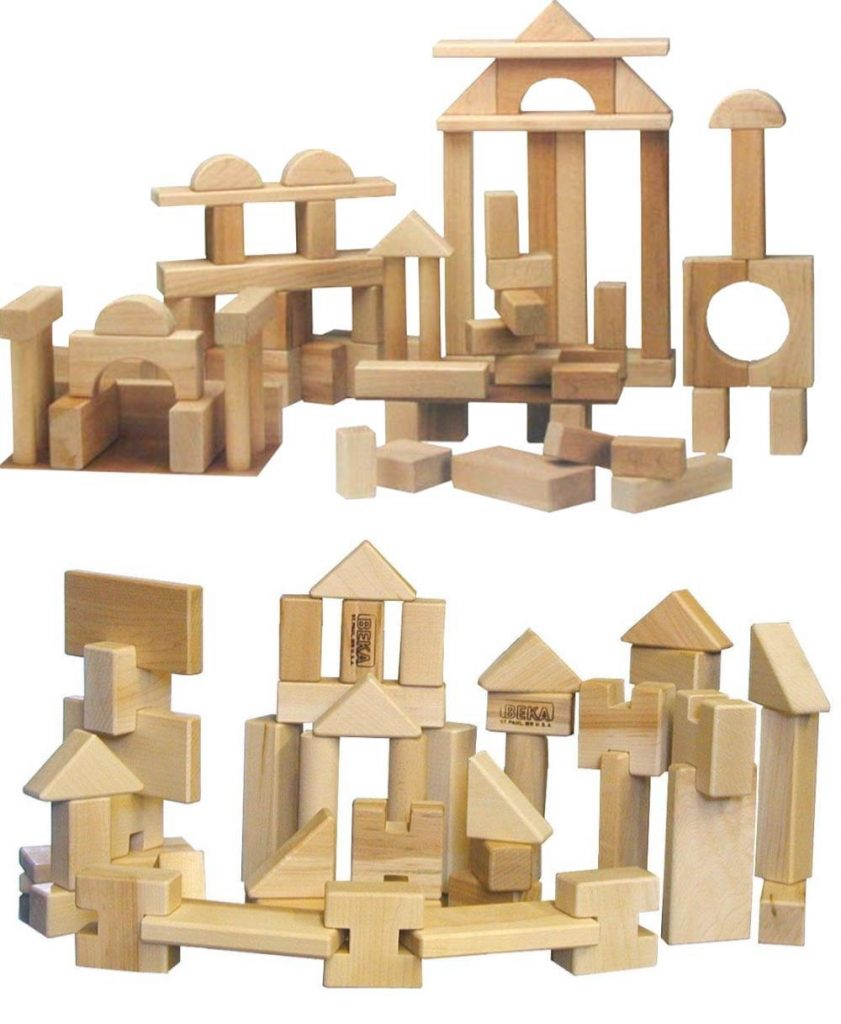 Beka Best Premium Unit Building Blocks Made In Usa