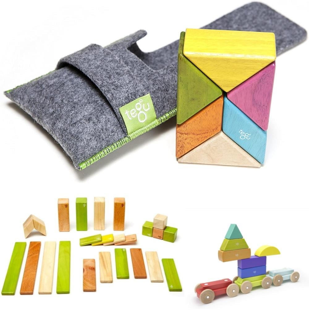 Tegu Best Magnetic Blocks Made By An American Company