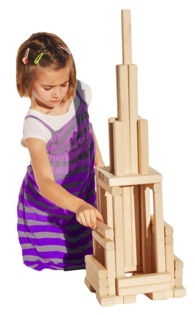 Timberworks Toys Best American Modular Construction Blocks