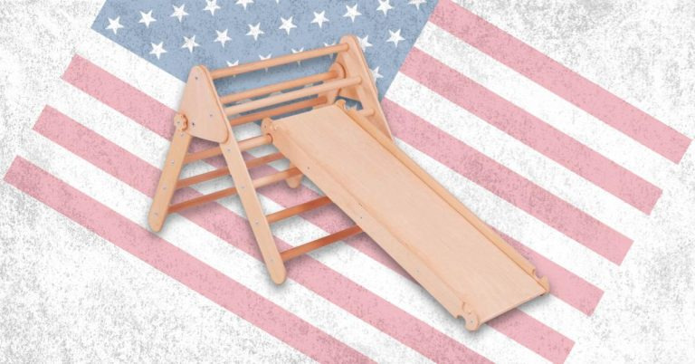 Best Pikler Triangle Made In Usa