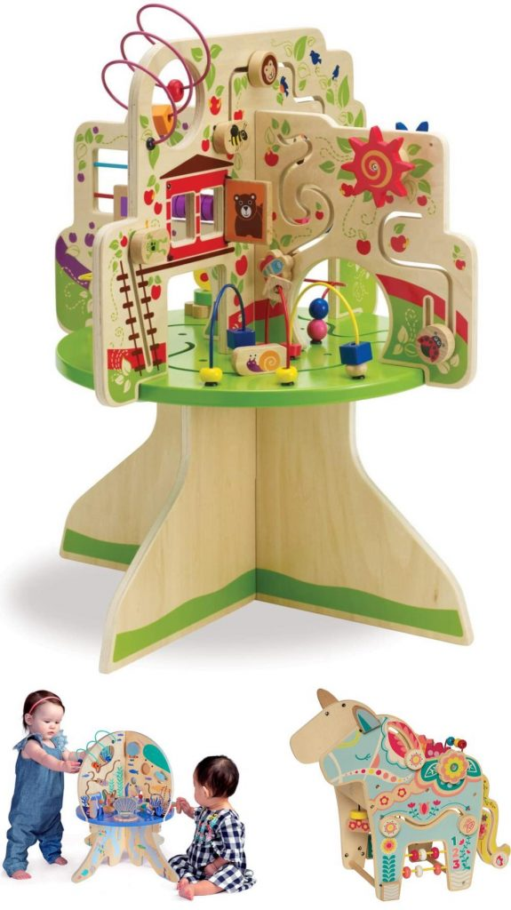 Manhattan Toys Creative Activity Centers For Toddlers And Baby
