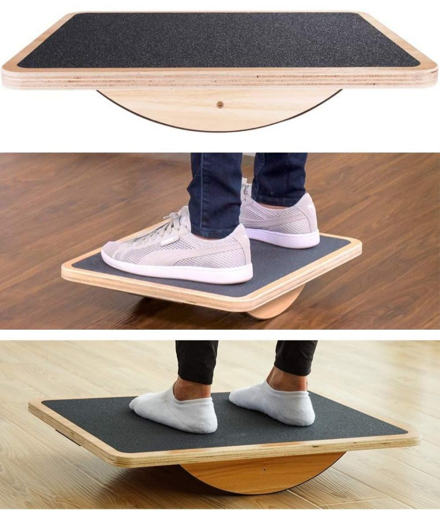 Strongtech Useful And Functional Balance Board For In Home Use