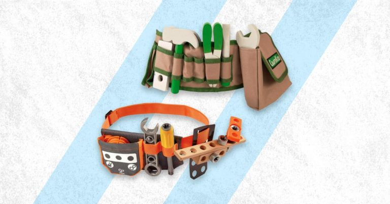 Best Toddler And Kids Tool Belt
