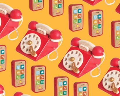 Best Wooden Phone Toys For Babies And Toddlers