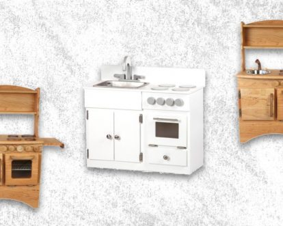 Best Wooden Play Kitchens Made In Usa